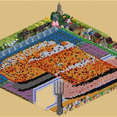 FarmVille Pic of the Day: Have a slice of Willer2's consolation cake farm