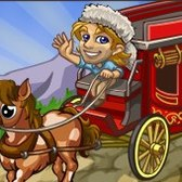 Pioneer Trail: Build a Stagecoach to get to Prospect Falls early