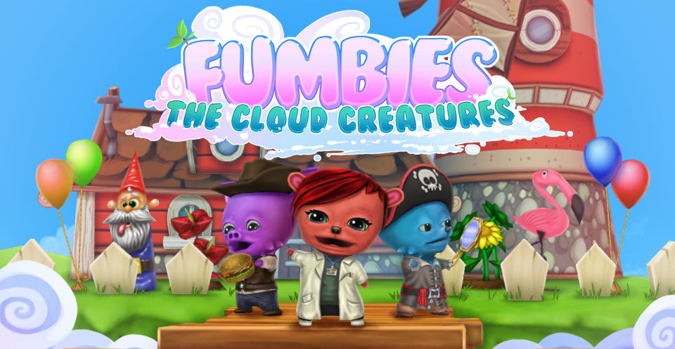 Fumbies: The Cloud Creatures