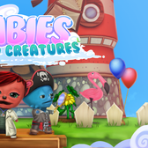 Fumbies: The Cloud Creatures fill in for the Care Bears on iPhone, iPad