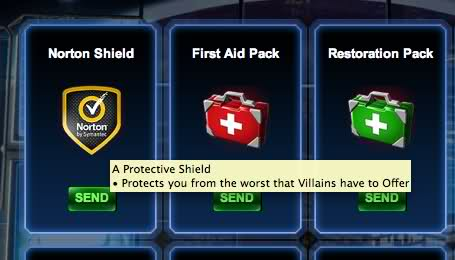 Norton Shield Marvel Avengers Alliance