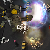 Operation CrossCounter is like Buddy Rush, but with lasers and robots