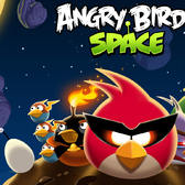 Watch an astronaut pimp Angry Birds Space from, w