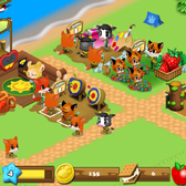Make s'mores and tell campfire stories in Animal Academy: Summer Camp on iOS