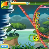 Game of the Day: Rollercoaster Revolution - 99 Tracks