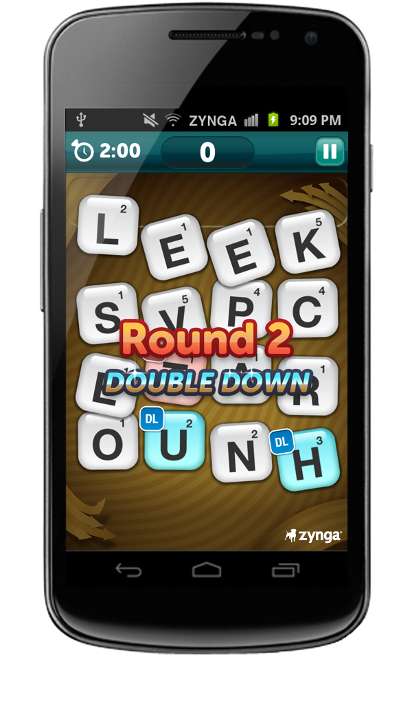 Scramble With Friends Android
