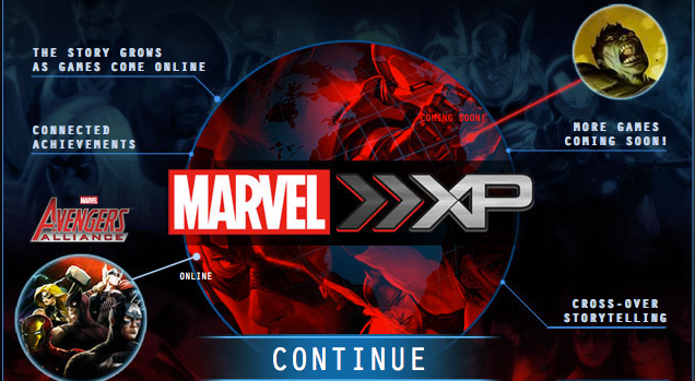 Marvel XP