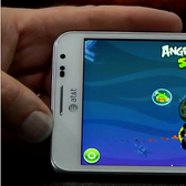 Rovio's Mighty Eagle shows off Angry Birds Space in action [V