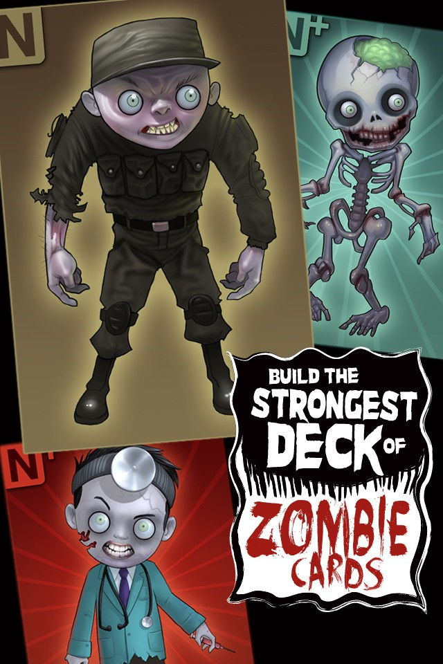 Zombie Jombie iPhone