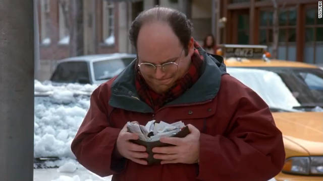 George Costanza wallet