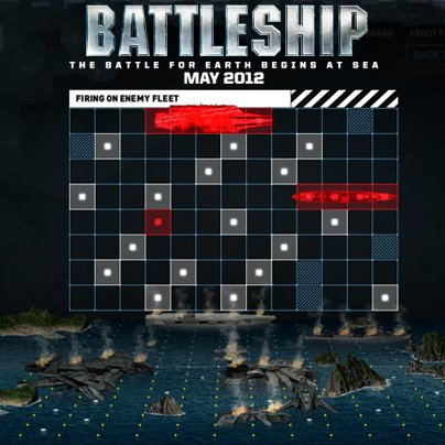 Battleship Facebook game