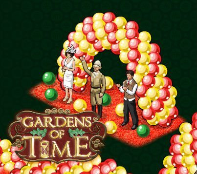Gardens of Time Garden Party