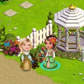 CastleVille: Hang out with Martha for a chance at free prizes