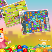 King.com goes for social gamers' sweet tooth with Candy Crush Saga