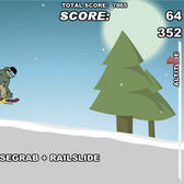 Game of the Day: Downhill Snowboard 2