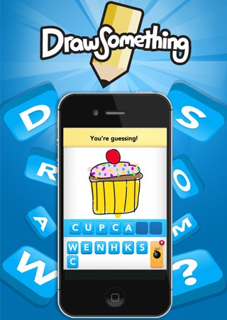 Draw Something iPhone