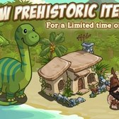 FarmVille Prehistoric Items: Dinosaur Fossil Tree, Giant Fern and more
