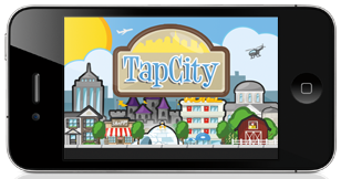 TapCity 2 iPhone