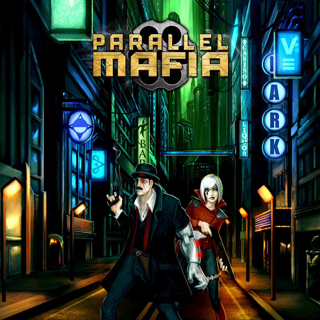 Parallel Mafia iPhone Android