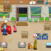 Garfield's Diner offers time management gameplay for free on iOS