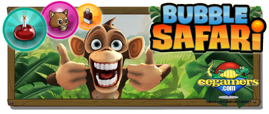 Bubble Safari Zynga