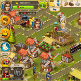 Rule the Kingdom adds city-building to a strategy RPG on Android