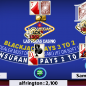 Big Win Blackjack on iOS promises to teach you how to count cards