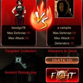 In True Night by MocoSpace, it's cool for dudes to dig vampires too