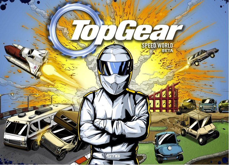 Top Gear Speed World