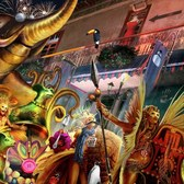 Disney Animal Kingdom Explorers Rio Carnival: Our guide to finding every item