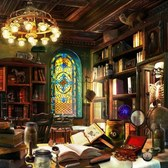 Blackwood & Bell Mysteries The Study: Our guide to finding every item