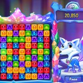 Mystic Ice Blast: Another 60-second puzzler with only the slightest of twists
