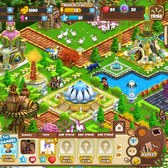 Spellbound City 2 is a romantic (but basic) city-builder on Facebook