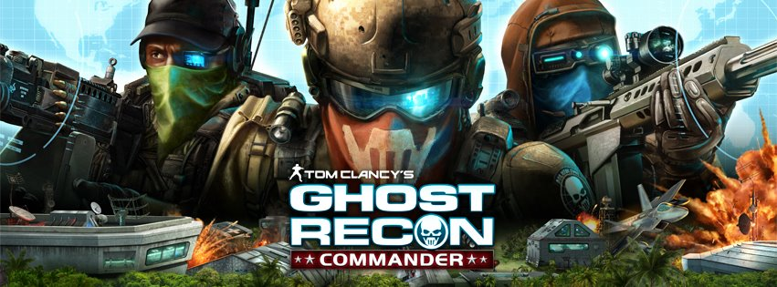 Ghost Recon Commander