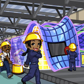 CityVille Glass Factory Community Wing: Everyt