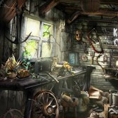 Blackwood & Bell Mysteries Garden Tool Shed: Our gui