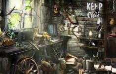 Blackwood &amp; Bell Mysteries Cheats: Garden Tool Shed