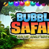 Bubble Safari 'Add me' Page: Make new friends fast!