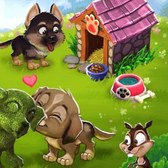 CastleVille: Watch your puppies play with new animated decorations