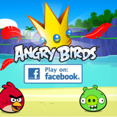 Fling Angry Birds on Facebook straight from your friends' Timelines