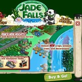 FarmVille Jade Falls: Zynga heads for the Far East? [Report]