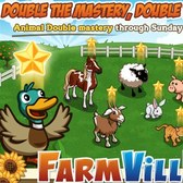 FarmVille: Double animal mastery on now for Memorial Day
