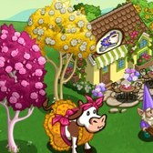 FarmVille Mother's Day Items: Dahlia Tree, Carnation Fence and more