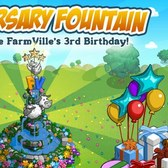 FarmVille 3rd Anniversary Fountain: Everything you need to know