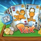 Garfield's first Facebook game is not at all what you'd expect