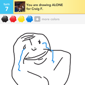 What has drawn nearly 5 million daily Draw Something players away?