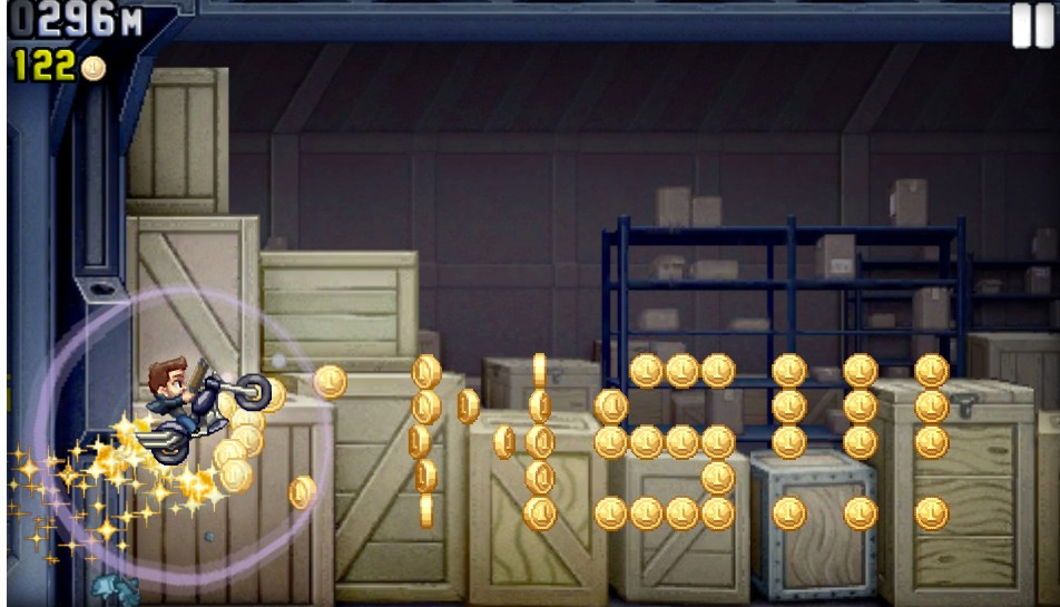 Jetpack Joyride Bad As Hog