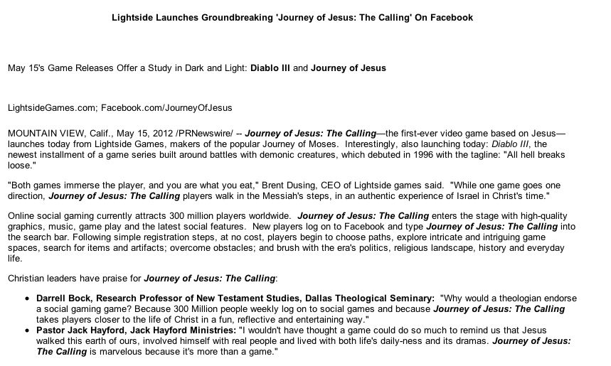 journey of jesus diablo iii
