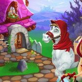 CastleVille: Jump into a fairy tale with Little Red Riding Hood