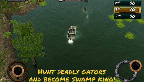 Swamp People iPhone
